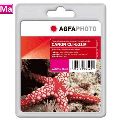 Inkt Canon CLI-521M