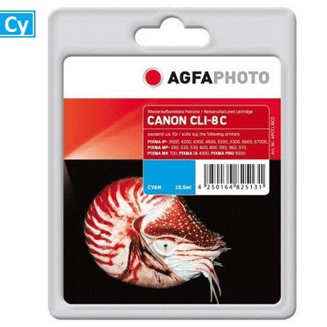 Inkt Canon CLI-8C