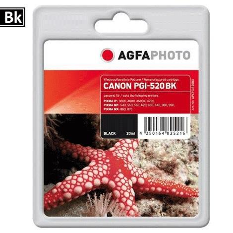 Inkt Canon PGI-520BK
