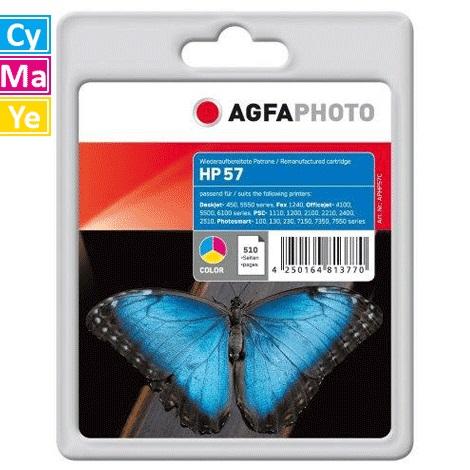 Inkt HP C6657A/ nr.57