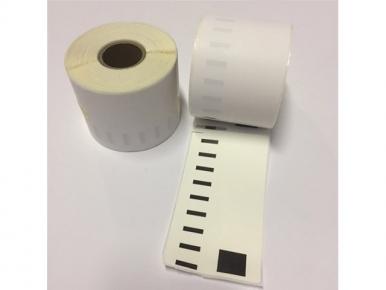 DYMO compatible labels 99014 101x54mm S0722430 permanent klevend 220 labels